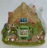 Lilliput Lane Bill and Bens L2325 complete with Deeds