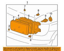 TOYOTA OEM 96-98 4Runner-Headlight-Head light Headlamp Assy Right 8111035231