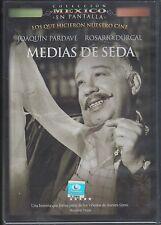 DVD - Medias De Seda NEW Coleccion Mexico En Pantalla FAST SHIPPING !