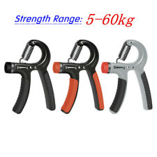 Gym Fitness Adjustable Hand Grip Strengthener for Muscle Wrist Fingers Training