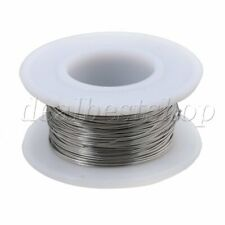 20m 2080 Nichrome Wire 04mm Dia Heating Wire Resistance Wires Silver