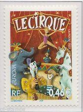2002 Frankrijk 3603 Europa CEPT - Het Circus