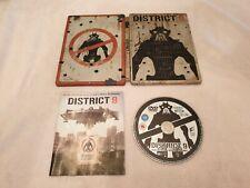 District 9 Steelbook Collectors Edition DVD