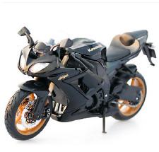 MAISTO 1:12 Kawasaki Ninja ZX 10R BLACK MOTORCYCLE BIKE DIECAST MODEL Toy IN BOX