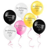 10pcs Latex Hen Supplies Be Bride Bachelorette Balloons To Decor Party