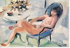 Carlos LEAO 1976 Peintre Brésilien - Carton Vernissage Exposition Peintures