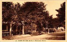 CPA Camp de Ger - Restaurant Manton (365194)