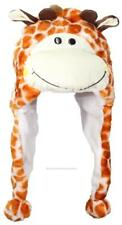 Best Winter Hats Adult/Teen Animal Character Ear Flap Hat Cap #727 Giraffe
