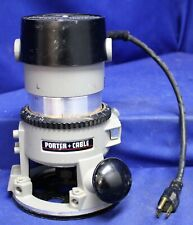 Porter Cable 6912 Router Motor & 6911 Router Base Corded