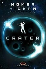 Crater (Helium-3) - Acceptable - Hickam, Homer - Hardcover