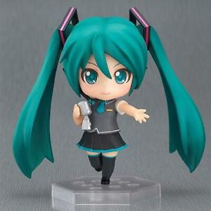 HATSUNE MIKU Nendoroid SEGA Co-de Vocaloid Figure Good Smile Company 2016 NEW