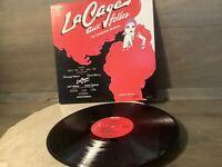 Vintage La Cage Aux Folles Cast Recording Record Vinyl LP Album 1983
