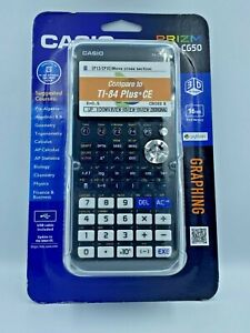 Casio fx-CG50 Color Graphing Calculator BRAND NEW SEALED!!!