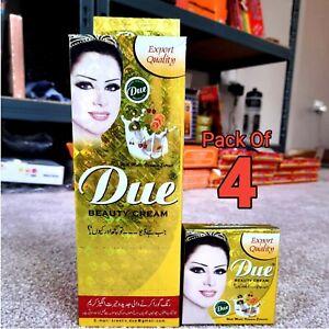 Due Beauty Cream Best Face Whitening Cream 100% Original Pakistani Brand