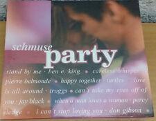 schmuse Party CD Set 3 CD's EAN 4029758208229 Neu u. OVP Musik