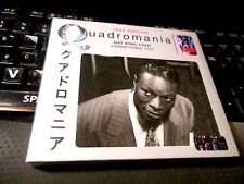 Embraceable You [Quadromania] by Nat King Cole (4x CD 2006 NEW vocal