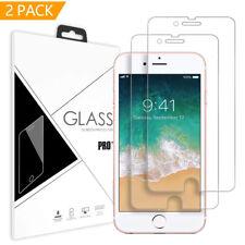 2x Panzerfolie für iPhone 8 und iPhone 7 Displayschutz Glas Folie Hartglas 9H