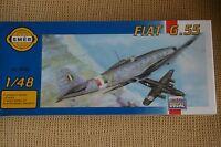 MAQUETA AVION FIAT G.55 1/48 OFERTA 4 x 3