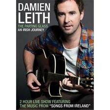 DAMIEN LEITH THE PARTING GLASS An Irish Journey DVD REGION 0 PAL NEW