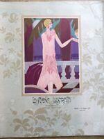 Scena Illustrata 1 Giugno 1930 Cavalleria Rusticana Rembrandt Swanson Angiolieri