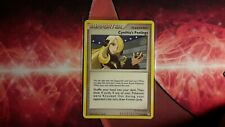 Cynthia's Feelings Supporter Legends Awakened Pokemon Card LP