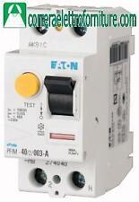 Interruttore differenziale puro A 2P 25A 300ma EATON 235426