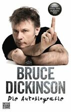 Bruce Dickinson - What Does This Button Do? Die Autobiografie