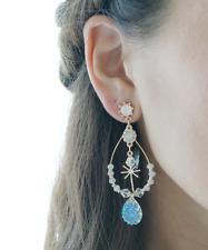 Pastel Korean Earrings, Kpop Earrings, Blackpink Lisa Style Earrings, Twice