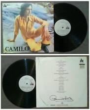 LP 33 Giri Camilo Sesto Camilo ARIOLA 87.920 latin pop vocal no cd mc vhs dvd