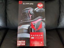 Sapphire AMD Radeon RX Vega 64 8GB HBM2 Scheda Grafica LIMITED EDITION