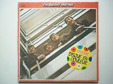 The Beatles double 33Tours vinyle Rouge 1962-1966 disques Rouges tirage limite