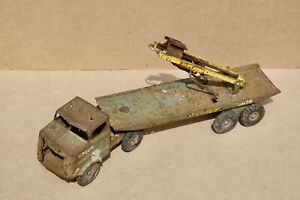 Vintage Tri-ang Articulated RAF Rocket Launcher Truck
