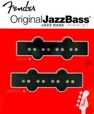 fender jazz bass pickup set original made in usa 0992123000 new