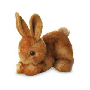 Mini Flopsie Bitty Bunny Soft Toy Aurora World 8 Inch