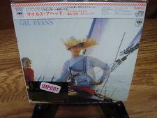 MILES DAVIS MILES AHEAD W/ Gil Evans RARE JAPAN REPLICA IN A OBI SEALED CD