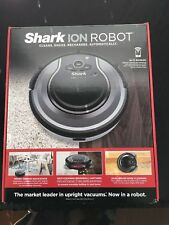 BRAND NEW Shark ION ROBOT 750 Connected Robotic Vacuum RV750