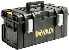 Large Tool Box 22 Inch Tough System Handle Lockable Storage Portable Metal Chest