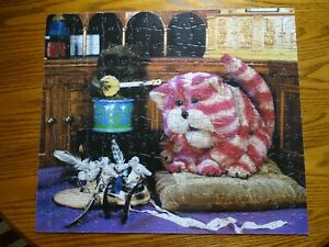 Bagpuss 200-Piece Double Sided Puzzle