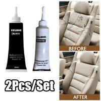 2pcs Advanced Leather Repair Gel Filler Compound Cream NEW