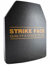 Ballistic plate NIJ level III (3) | multi shot rated (6 shots) SA - 7,62x51