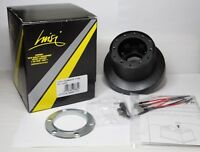 """MINI R50 R52 R53 COLLAPSIBLE Steering Wheel Hub Boss LUISI """"MADE in ITALY"""""""