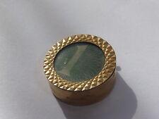 Oro 9 Carati £ 1 MONETA Charm c1973