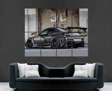 MAZDA RX8 POSTER RACING CAR STEET REDBULL SPEED FAST  IMAGE GIANT PRINT WALL ART