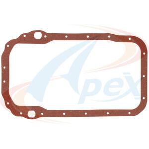 Engine Oil Pan Gasket Set Apex Automobile Parts AOP826