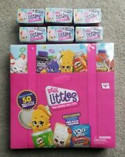 SHOPKINS SEASON 12  REAL LITTLES STARTER PACK includes 6 Blind Baskets+Case