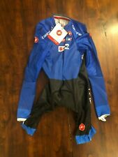 Castelli Bodypaint 3.3 Speedsuit Skinsuit Time Trail TT Suit Cycling M Body