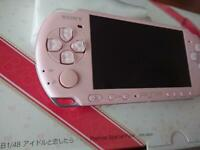 PSP Playstation Portable Akb48 1/48 Idol Kawaii Premier Special Pack Jp Limited