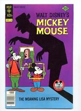 Mickey Mouse #174    The Moaning Lisa Mystery