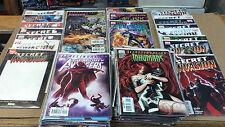 93 diff SECRET WARS Comic Books / COMPLETE SETS plus