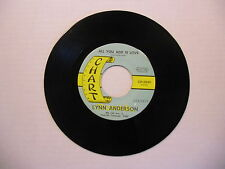 Lynn Anderson He'd Still Love Me/All You Add Is Love 45 RPM